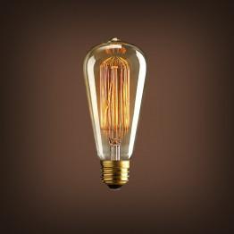 Лампа Эдисона ST64